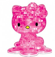 3D Crystal Puzzle Kitty